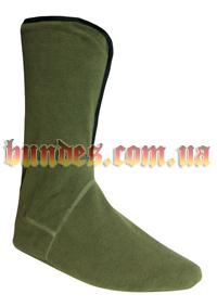 Шкарпетки-чуни флісові двошарові