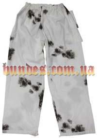 Костюм маскировочный зимний (Schneetarn) штаны