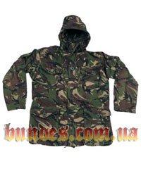 Куртка DPM с капюшоном